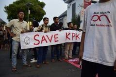 Save KPK for Indonésia Stock Images