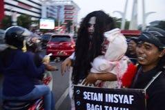 Save KPK for Indonésia Stock Photo