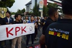 Save KPK for Indonésia Stock Image