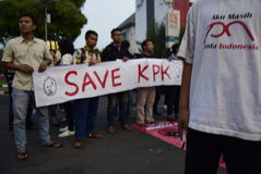 Save kpk for indonesia Royalty Free Stock Images