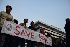 Save kpk for indonesia Royalty Free Stock Photos