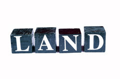 Save land Royalty Free Stock Images