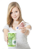 Save money Stock Images