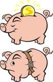 Save money stock illustration