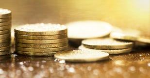 Save money banner Stock Image