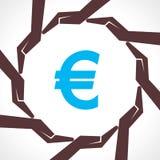Save money concept. Illustration of Save money concept Stock Photo