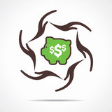 Save money concept. Stock Stock Images
