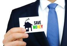 Save Money Royalty Free Stock Image