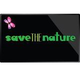 Save the nature background  Royalty Free Stock Images