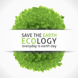 Save Our Earth Royalty Free Stock Photo