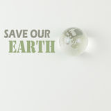 Save our earth Stock Photos