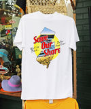 Save Our Shore Tee Shirt Royalty Free Stock Photo