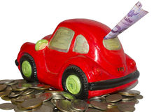 Save,piggy Bank Royalty Free Stock Image