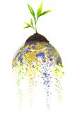 Save the planet. Picture of Save the planet Royalty Free Stock Images