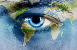 Save the planet Royalty Free Stock Photo