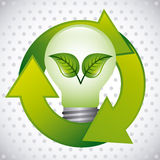 Save planet design Royalty Free Stock Image