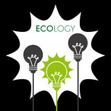 Save planet design Stock Photography