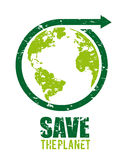 Save the planet Stock Photos