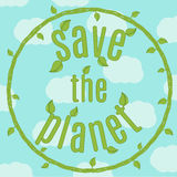 Save the planet Stock Images