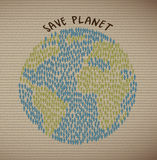 Save planet Stock Images