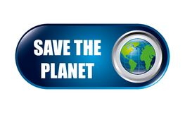 Save the planet Royalty Free Stock Photos
