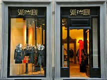 Save the Queen fashion store in Italy