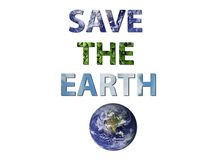 Free Save The Earth Royalty Free Stock Photo - 13386315
