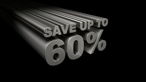 SAVE UP TO 60% TOP VIEW Stock Photos
