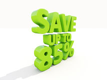 Save up to 85% Royalty Free Stock Photography