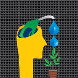 Save water Stock Images