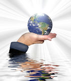 Save The World #2 Stock Photo