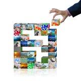 Save world Stock Image
