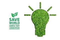 Save the world concept Stock Photos