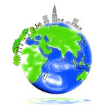 Save the World Stock Images