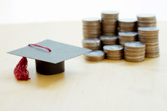 Saveing for education Stock Images