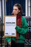 #SaveLord 免版税库存图片