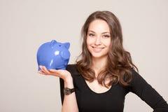The saver. Stock Photos