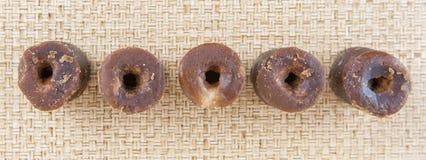 Savia Sugar On Wicker de la palma de coco II Fotografía de archivo libre de regalías