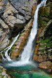Savica waterfall Stock Photography