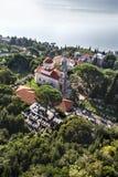 Savina-ortodox Kloster stockbild