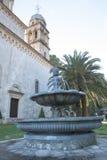 Savina-ortodox Kloster stockbilder
