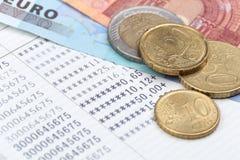 Saving bank passbook Royalty Free Stock Image