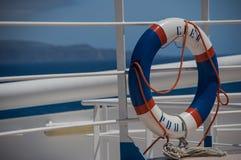 Saving buoy Royalty Free Stock Photos