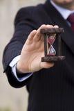 Saving businesstime Royalty Free Stock Photography