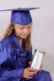 Saving for college Stock Image