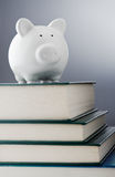 Saving for education stock photography
