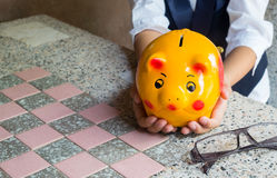 Saving for education Stock Photos