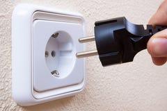 Saving energy Stock Images