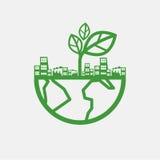 Saving Energy Concept. Saving Energy Concept Vector Illustration royalty free illustration