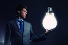 Saving energy Stock Photos
